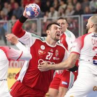 Magyarország - Spanyolország 25-27 (12-13)