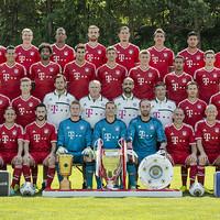 Az FC Bayern tündöklése