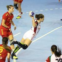 Magyarország - Montenegró 27-17 (14-10)