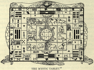 Carus misztikus táblája; forrás: Wikimedia Commons
