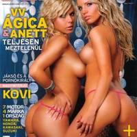 VV Ágica és VV Anett