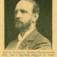 1920 - Magyar életkezdés Erdélyben