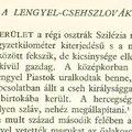 Teschen: A lengyel-csehszlovák viszony