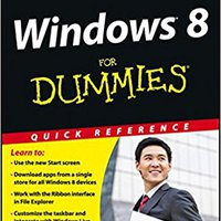 Windows 8 For Dummies Quick Reference Download.zip