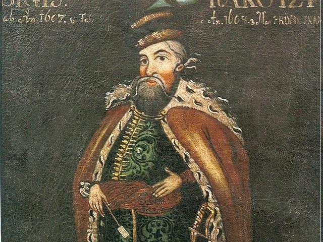 Rákóczi Zsigmond és Mágócsy Ferenc harca