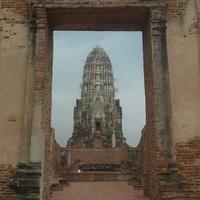 Thaiföld IV - Ayutthaya