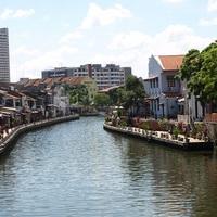 Malajzia VI - Melaka és Mersing