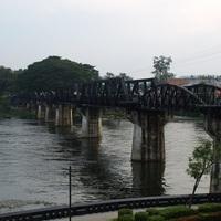 Thaiföld V - Kanchananburi
