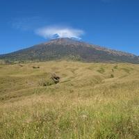 Indonézia V - Rinjani - Egy kutya magas hegy