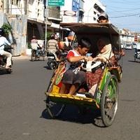 Közúti forgalom Dél-Kelet Ázsiában - az elrettentő példa