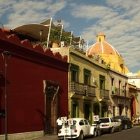 Mexikó V - Oaxaca