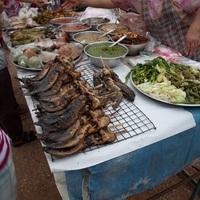 Thaiföld XVII - Thaiföldön étkezni