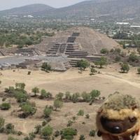 Mexikó III - Teotihuacan
