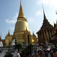 Thaiföld I - utazás és Bangkok