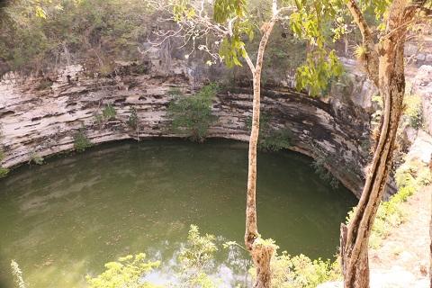 A Szent Cenote