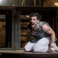 Letépték a Nemzetiben Cyrano maszkját