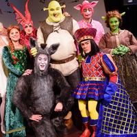 Shrek telepúzta az Arénát