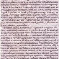 Ökoterroir: Borzzsír