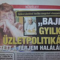 Békemenet Laci for president!
