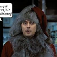 Radikális angyal a Jobbik karácsonyán