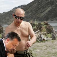 Orbán Viktor új barátja
