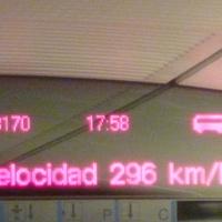 297 km/h