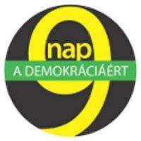 9 nap a demokráciáért