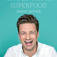 KÖNYVKRITIKA - Jamie Oliver - Minden napra SUPERFOOD