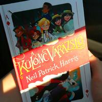 Neil Patrick Harris - A Különc varázsló KÖNYVKRITIKA