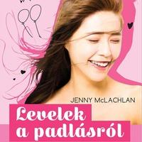 KÖNYVKRITIKA -  Jenny McLachlan -  Levelek a padlásról - Katicalányok #2 - Betty