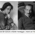 Elzbieta Ettinger: Hannah Arendt – Martin Heidegger
