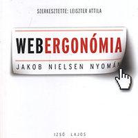 Leiszter Attila (szerk.): Webergonómia