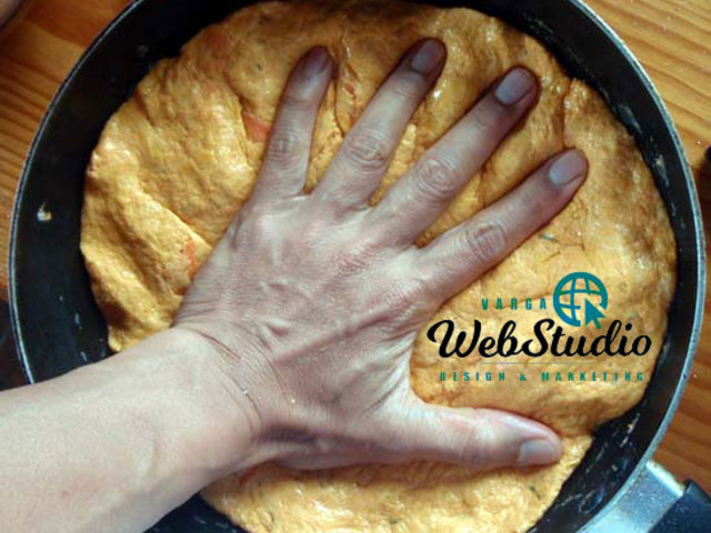 Weboldal készítés és a kisült kenyér kelesztése  :)