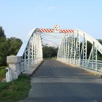 Hídlezárás a Rábán