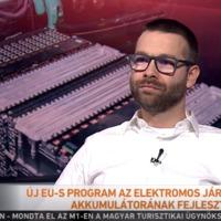 Új EU-s program az elektromos járművek akkumulátorának fejlesztésére