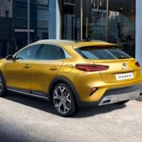 Új Kia Xceed: a Ceed család prémium autója