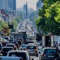 Szinte minden német városban növekedett az autósűrűség