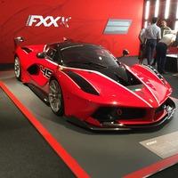 Ferrari múzeum(ok)ban jártam..