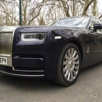 Rolls-Royce Phantom – E fölött nincs semmi