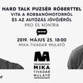 HARD TALK Puzsér Róberttel