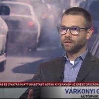 Kevesebb autó lehet a budapesti utakon a szmogriadó miatt
