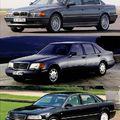 """""""Hetes"""" BMW, S-klasse, A8 – életérzés a kilencvenes évekből"""