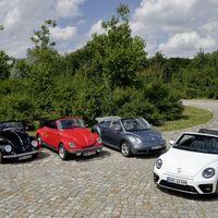 Legördült a futószalagról az utolsó VW Bogár