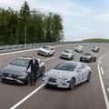 A Mercedes-Benz 2025-től három kizárólag tisztán elektromos járművek számára tervezett platformot mutat be