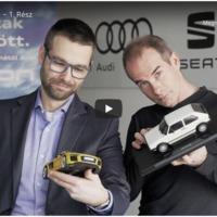Az autózás jövőjéről HAndrással