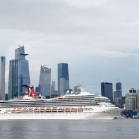 A Carnival luxushajói tízszer annyi szennyeződést bocsátanak ki, mint az összes európai autó