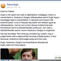 Közhírré tétetik, nem Fidesz tag Rozgonyi Zoltán!