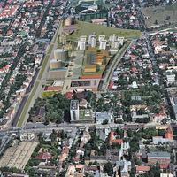 Sima pláza és nem városközpont lesz az