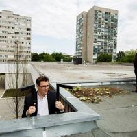 A zuglói Patyomkin-falu: Napelemes rendszer a Civil Házon 35 millióért