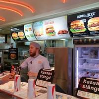 A svéd gyorsétterem, ami lenyomta a McDonald's-ot: MAX